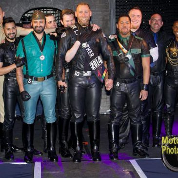 Los Angeles Leather Pride 2014 Wrap Up