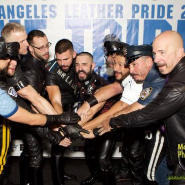 PRESS RELEASE: LOS ANGELES LEATHER PRIDE 2015 A SMASHING SUCCESS